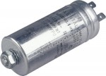 Figur 3: En rigtig god, gammel 8 µF foliekondensator. Mums!