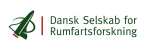 Logo for Dansk Selskab for Rumfartsforskning